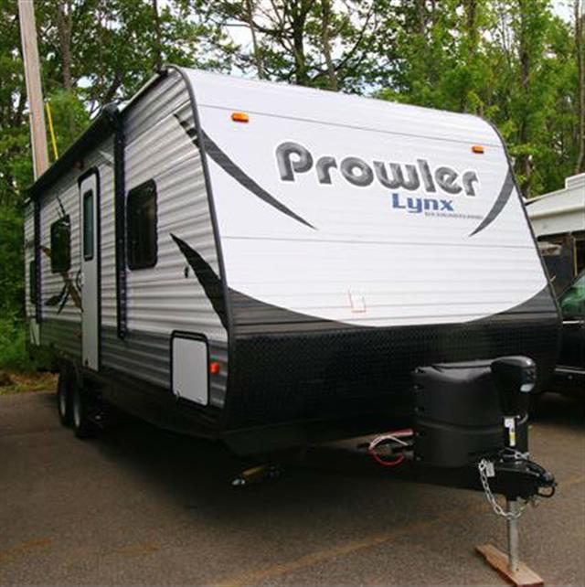 New 2016 Heartland Prowler 25LX Travel Trailer For Sale